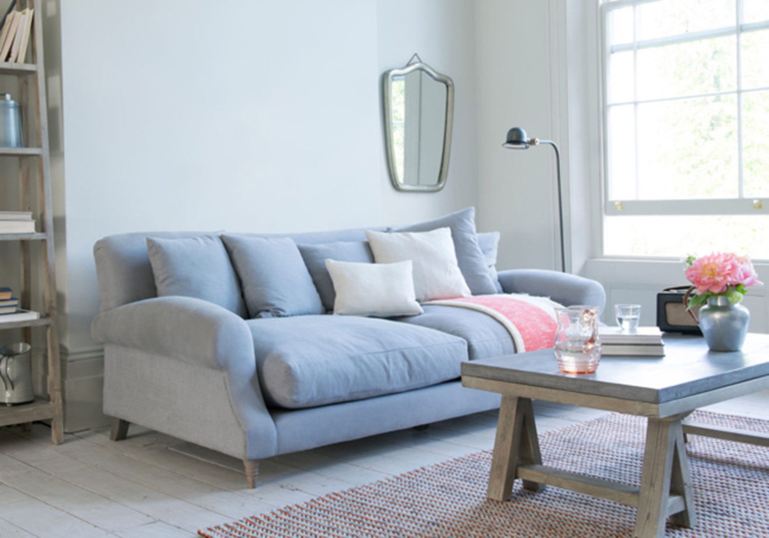 Guide to buying your home's comfy couch