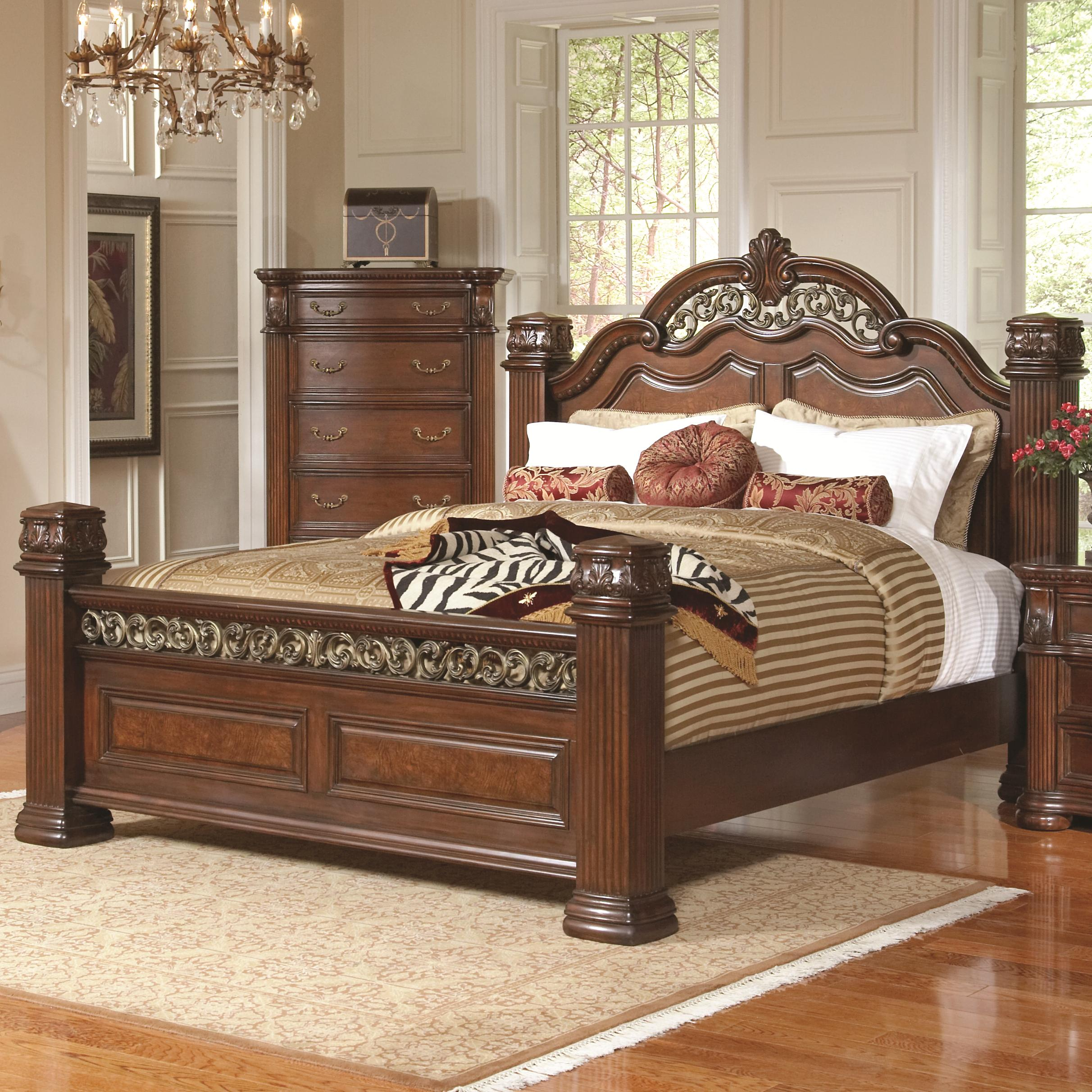 comparing leather beds with wooden beds by homearena SHKXCBA