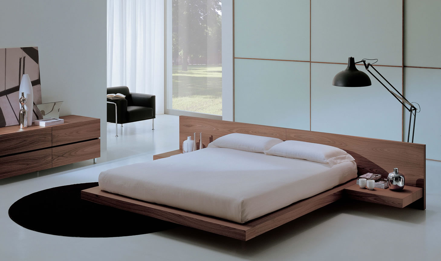 contemporary bedroom furniture with graceful design for bedroom interior  design ideas for RZPDOGY