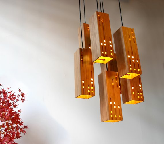 contemporary lighting from propellor design | contemporist VKZEZDW