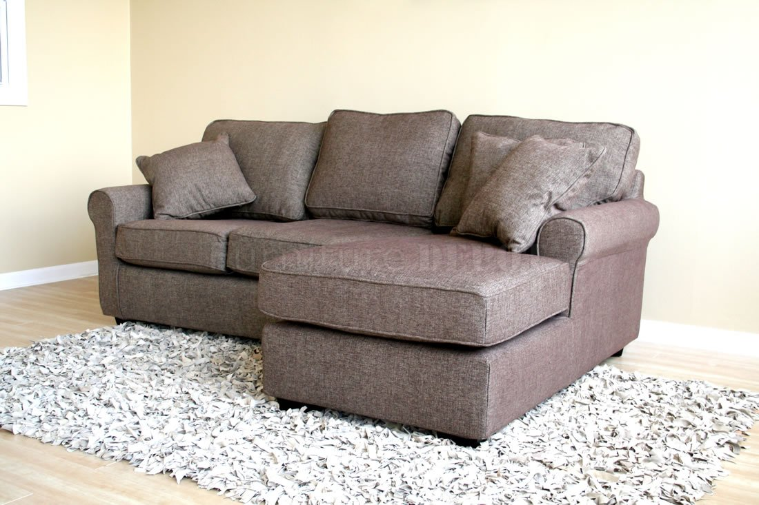 contemporary small sectional sofa TRGJAVF