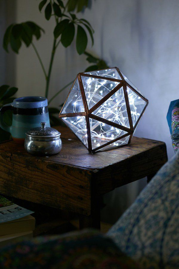 Cool lamps: an important part of house décor