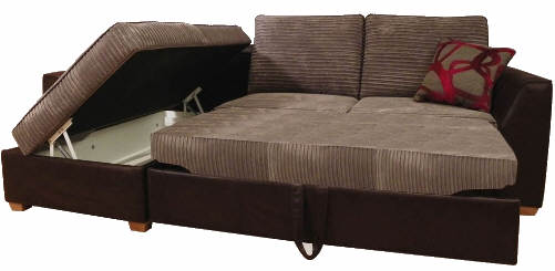 corner sofa bed list ... VCDSCOZ
