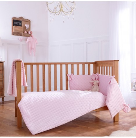 cot bedding clair de lune dimple 3 piece cot / cot bed bedding bale - LJYIAVA