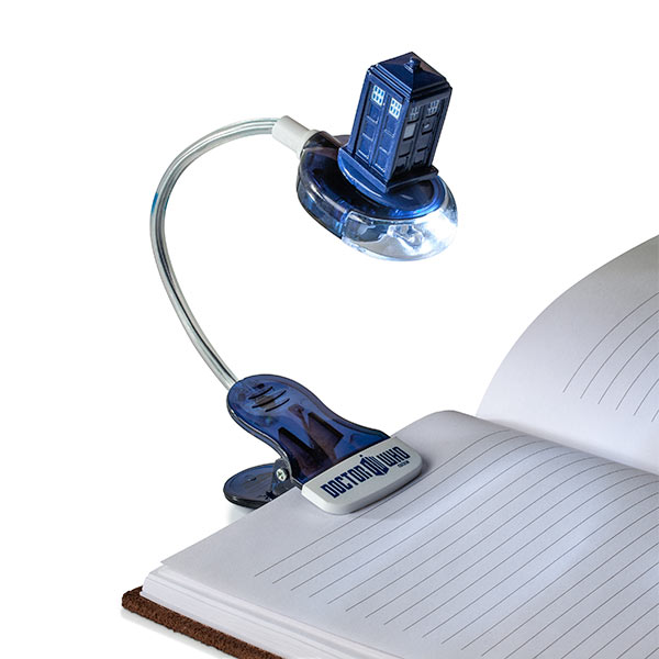cozy doctor who tardis book light is perfect for midnight reading and ODXKVZX