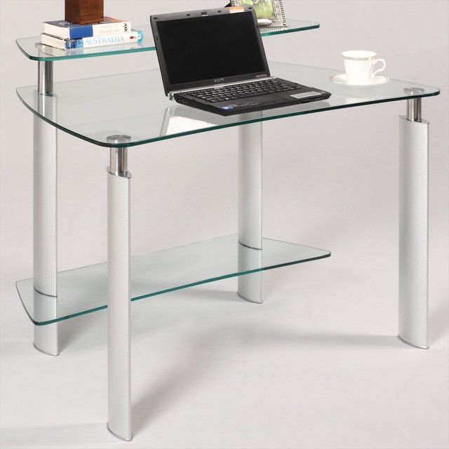 Glass computer desk buying tips