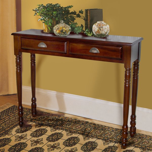 d-art collection savanna hallway table u0026 reviews | wayfair NRSSEIK