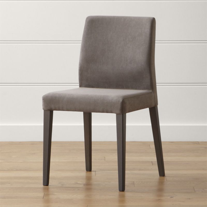 Add dining chairs to your tables for additional comfort