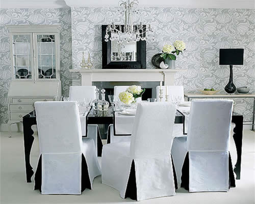 dining room chair covers view in gallery VRTOEHE
