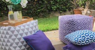diy outdoor pillows and cushions | fiskars IRVURDZ