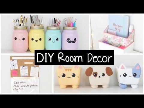 diy room decor u0026 organization - easy u0026 inexpensive ideas! HUWWUBX