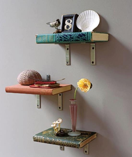 diy shelves diy wall shelf ideas SZGQULN