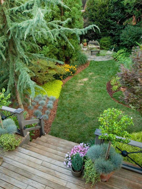 easy landscaping ideas MUUVDJX