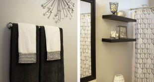 endearing small bathroom wall decor extraordinary diy about decor.jpg full  version ... YCVBIMQ