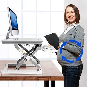flexispot standing desk improve blood circulation GXGPRUC