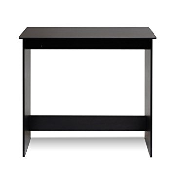 furinno 14035ex simplistic study table, espresso FOKFVJE