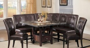 gallery of: choosing the right dining room table sets OUOIMJX