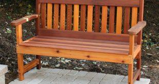 garden benches red cedar english garden bench BUHLEJJ