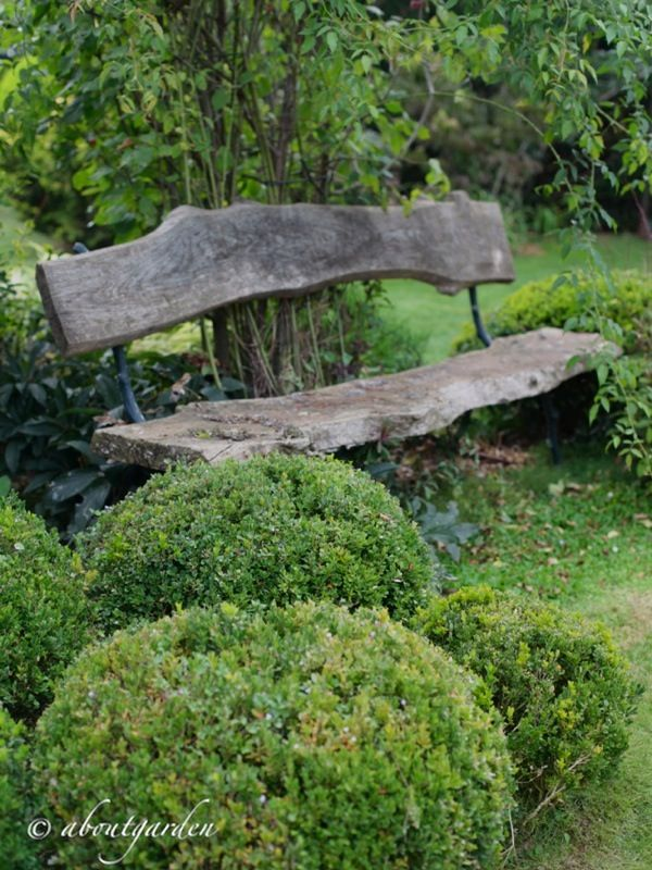 garden benches rustic back with a bench. link doesnu0027t lead directly to the pic though NIGCXKQ