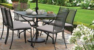 garden table and chairs white garden furniture from john lewis. kettler at john lewis RIBMUFP