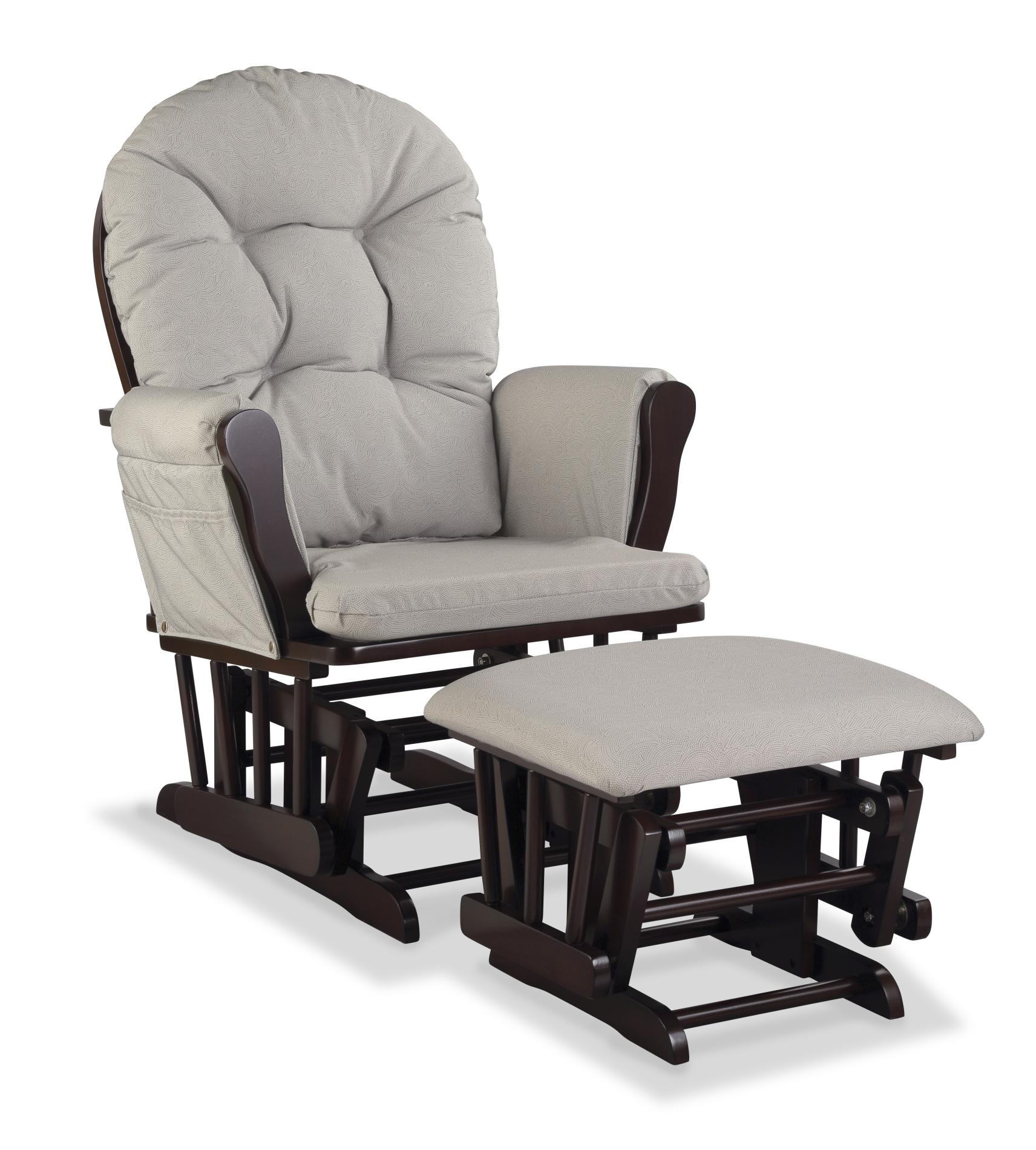 graco nursery glider chair u0026 ottoman - baby - baby furniture - gliders VARQPIV