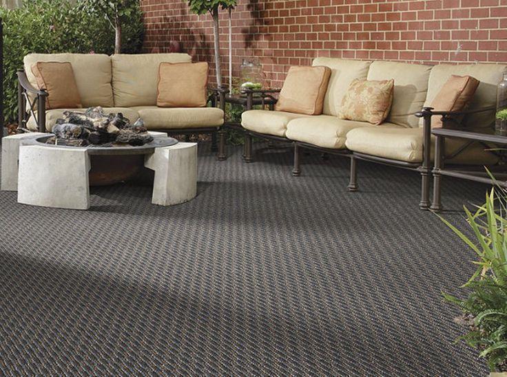 grey indoor outdoor carpet LIANETU