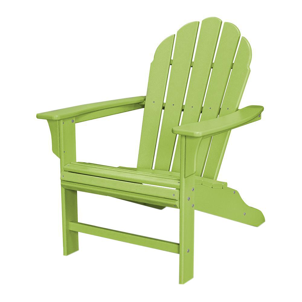 hd lime patio adirondack chair ICSYGVF