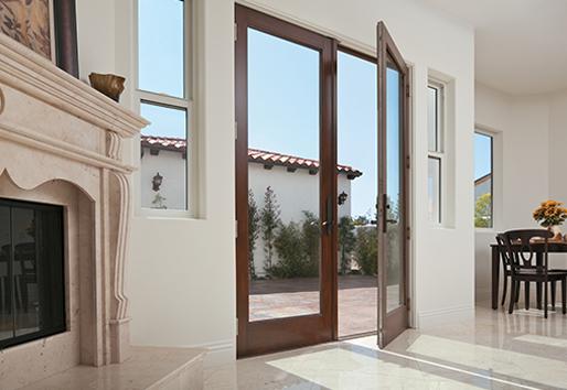 Significance of patio doors