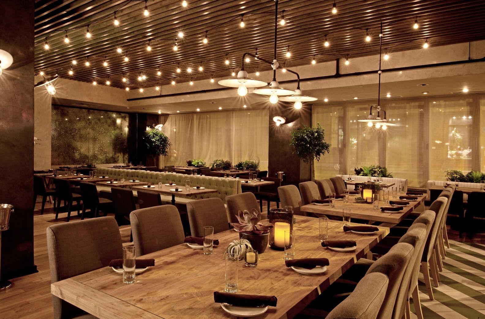 hotel restaurant design -- lincoln CRSSZAY