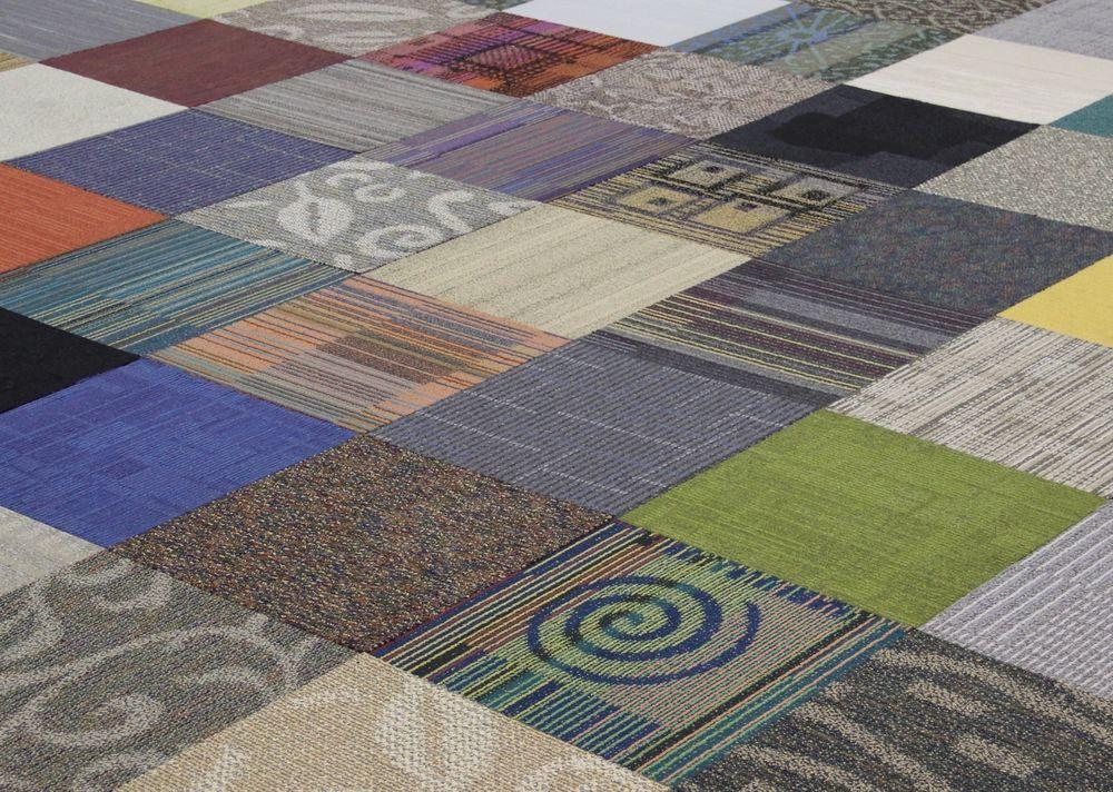 interface | flor carpet tiles ZPNSWAH