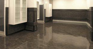 interior, go green with linoleum flooring: linoleum flooring IZSPRZA