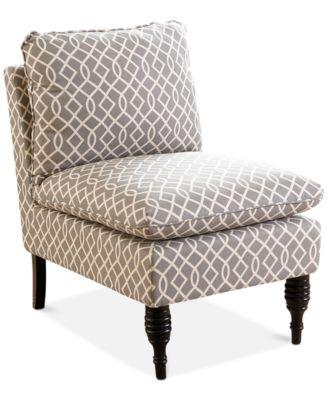 jacson slipper chair, quick ship VADIECR