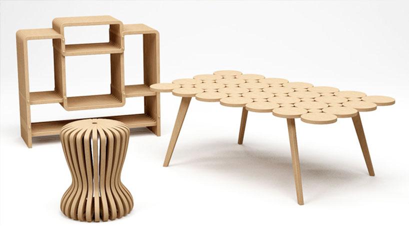 kenyon yeh: jufuku bamboo furniture BQMXSNV