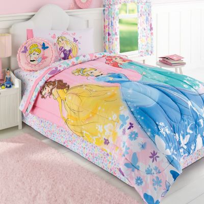 kids bedding disney princess reversible bedding collection by jumping beans® AVGPYJF
