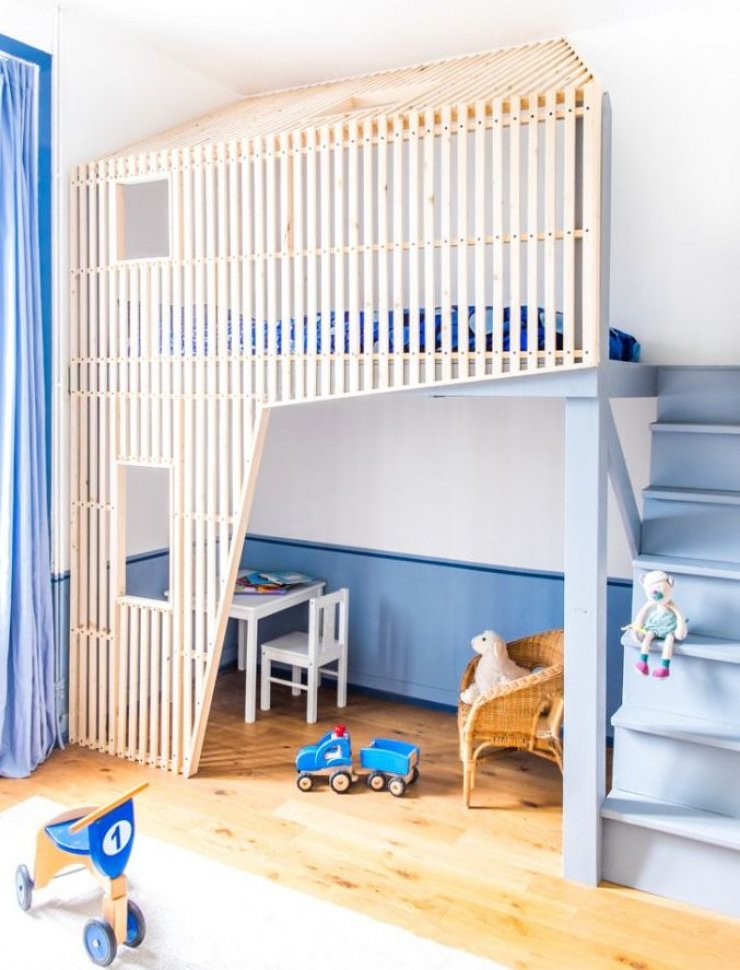 kids beds loft beds EWEQZQG