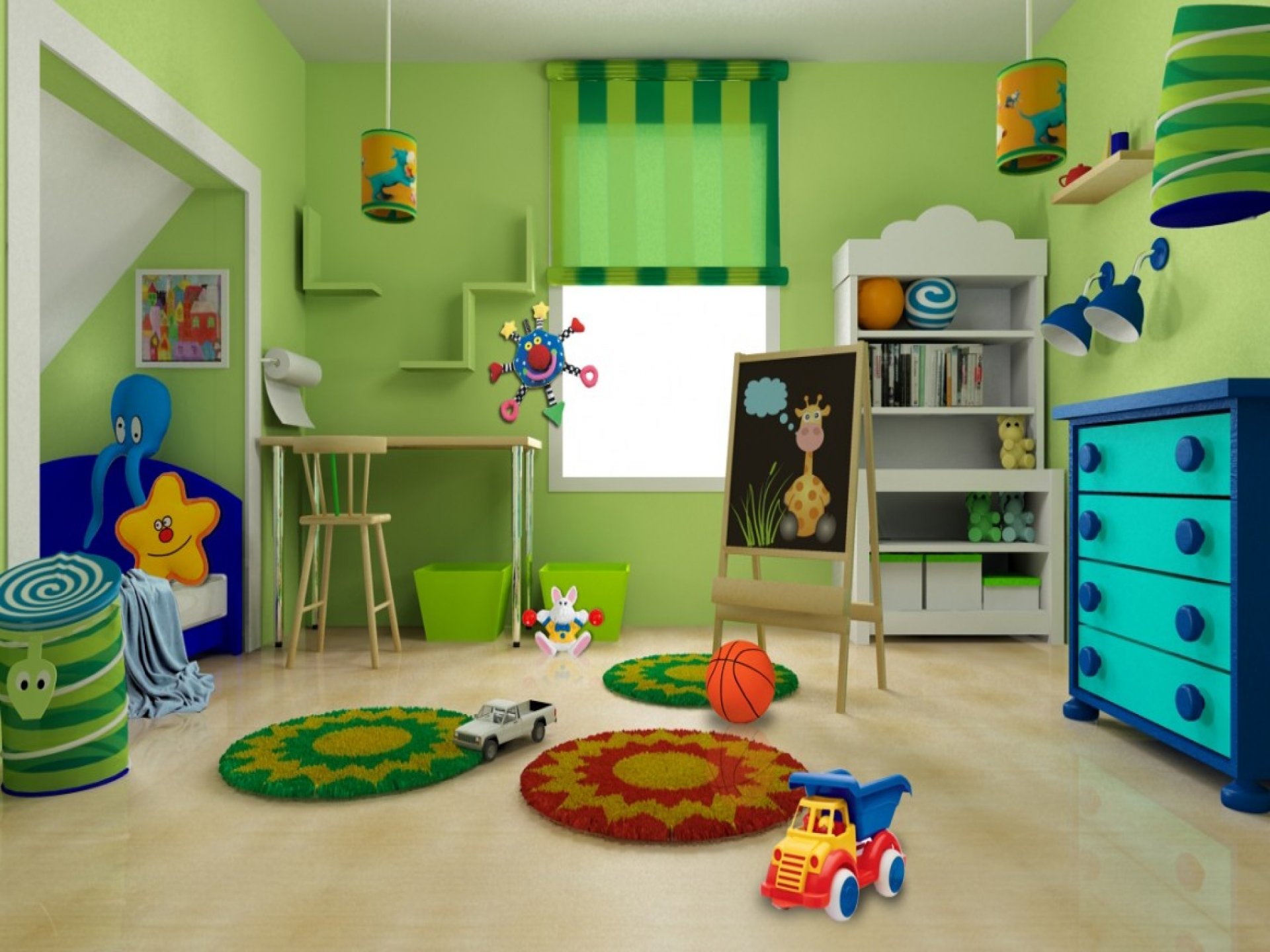 kids room JFZSKSV