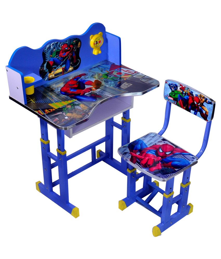 kids-study-table how to set up kids study table? KVUIDOR