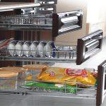 Development and changes in kitchen accessories