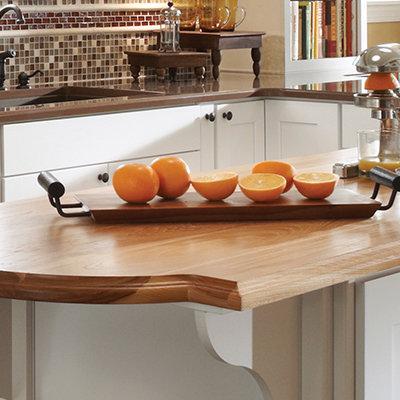 kitchen countertops wood countertops YTNRUIU