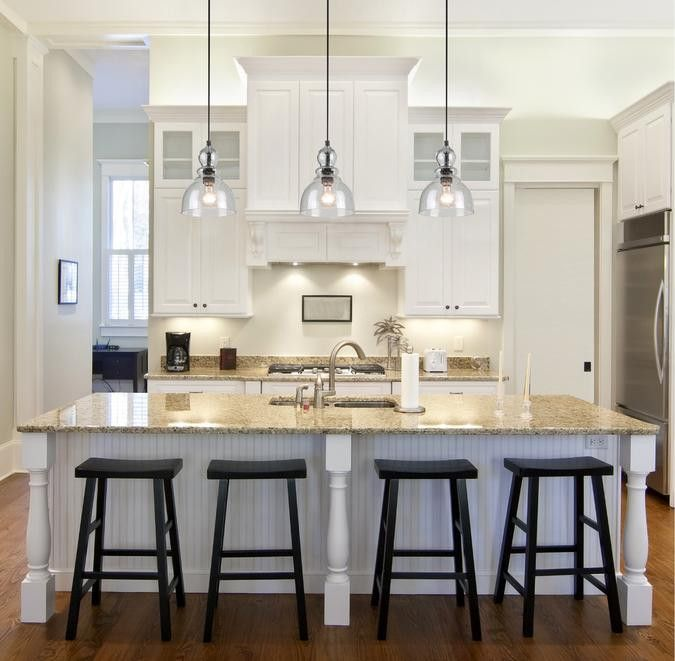 kitchen island lighting offering vintage charm, this industrial one-light adjustable mini pendant  will add a GURHFDS