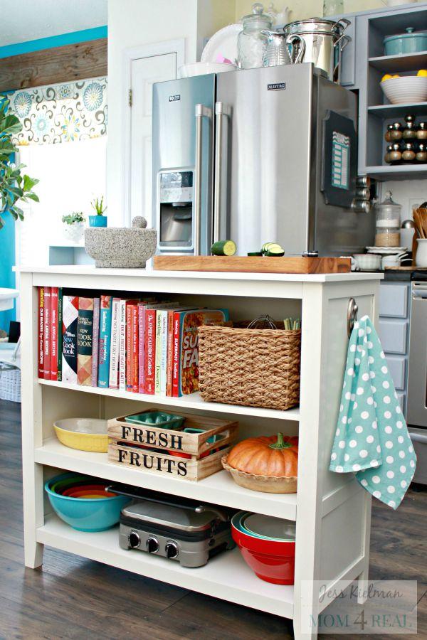 kitchen organization ideas - kitchen organizing tips and tricks PELRTVX