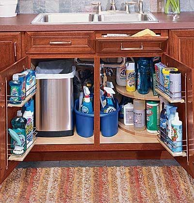 kitchen storage cabinets kitchen cabinet storage ideas! i like the rounded shelf in the corner OWIHQSG