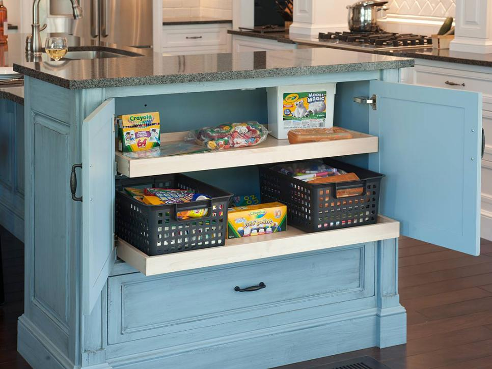 A guide to getting your desired kitchen storage cabinets