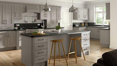 kitchen units luxury shaker LMXPBOI