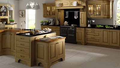 kitchen units solid wood BXCOMNT