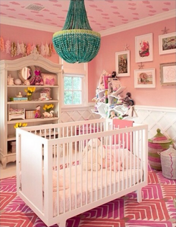 kourtney kardashian baby nursery LWQGTSX