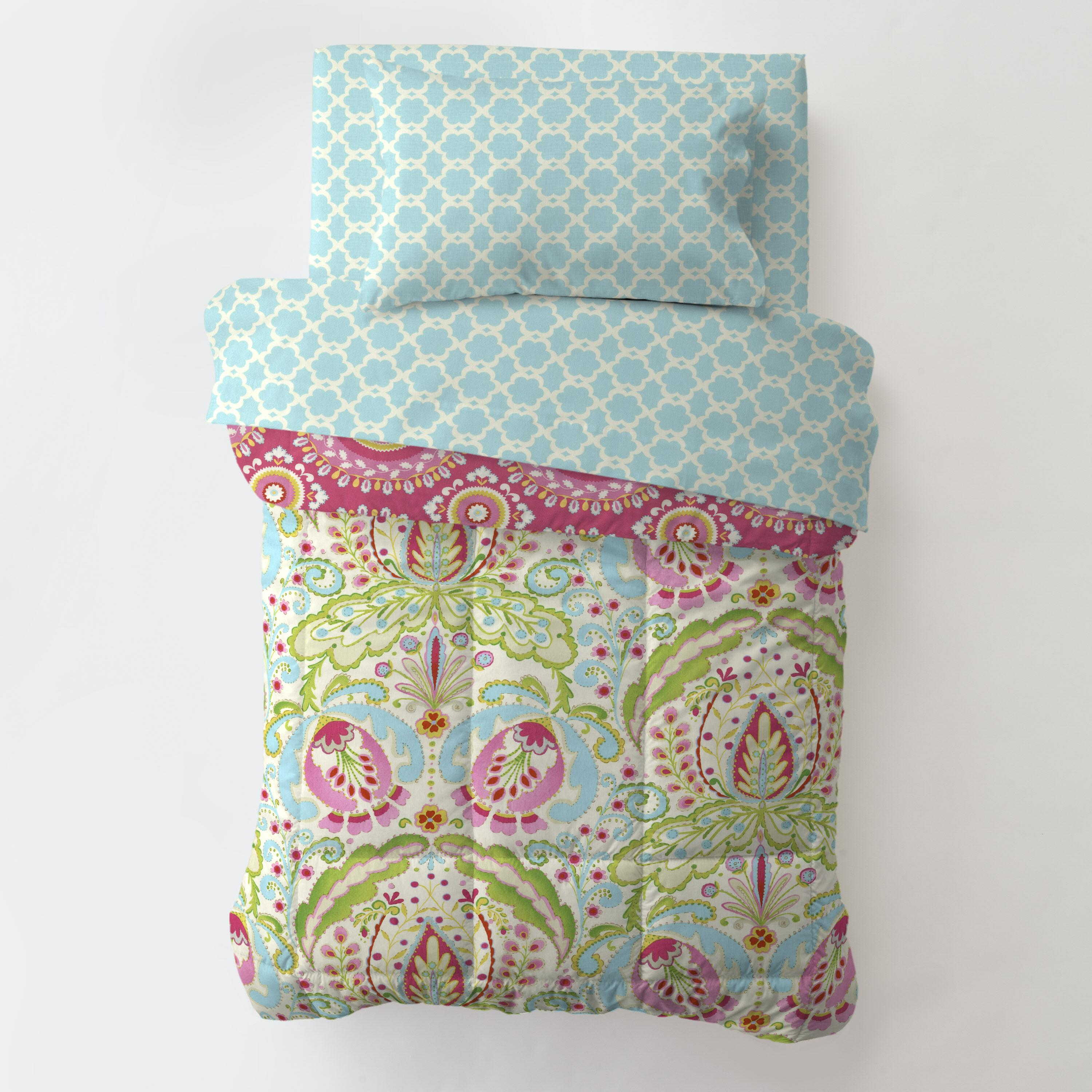 kumari garden toddler bedding RVTOKIQ