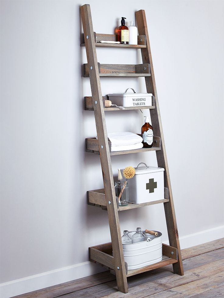 ladder shelves add this bathroom ladder shelf more HKTNXJO