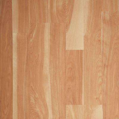 laminate wood flooring birch 12 mm thick x 7.96 in. wide x 47.51 in. length laminate BPQIKIE