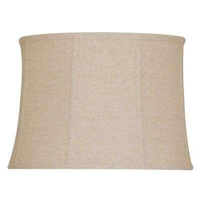 lamp shades mix u0026 match linen bell table shade FUPMHMI